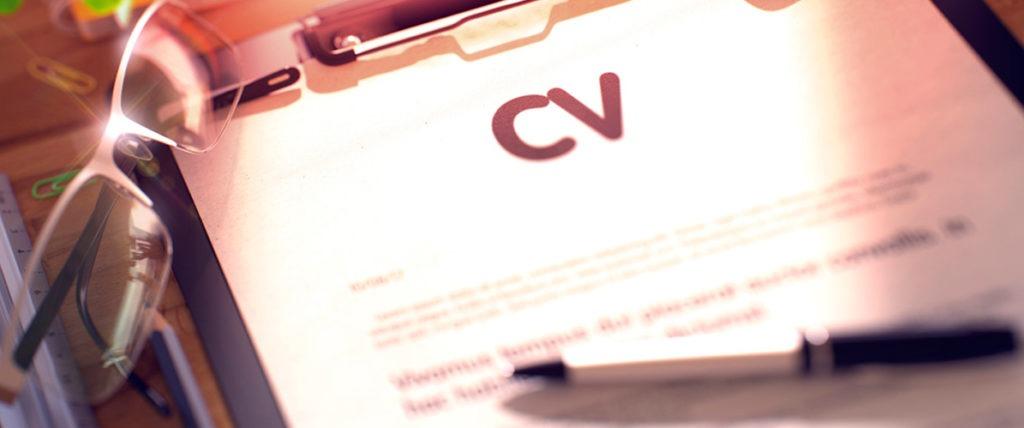 Curriculum Vitae Presentation